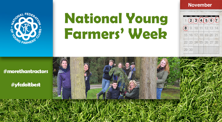 national young farmers week