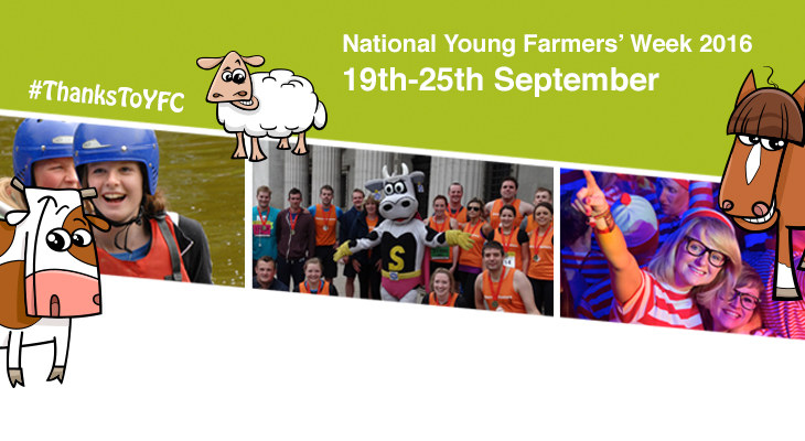 National Young Farmers' Week